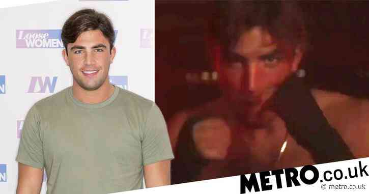 Jack Fincham says he's 'not a reality star' as he turns to professional boxing career after Love Island