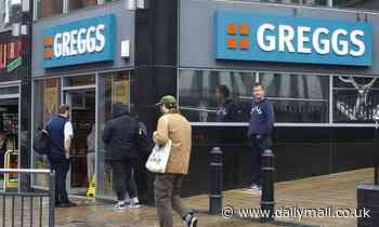 Number of staff at Greggs production hub test positive for coronavirus