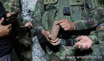 Ejército se pronunció tras denuncias de ataques a viviendas de civiles en Cauca - W Radio