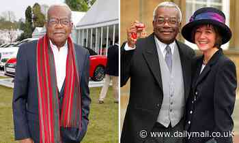 Sir Trevor McDonald, 81, separates from his wife of 34 years