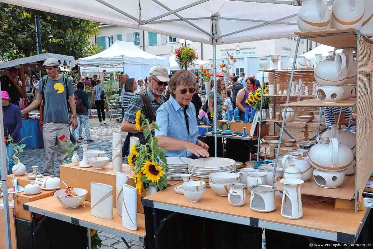 Kandern: Kanderner Keramikmarkt und verkaufsoffener Sonntag am Wochenende - Kandern - www.verlagshaus-jaumann.de