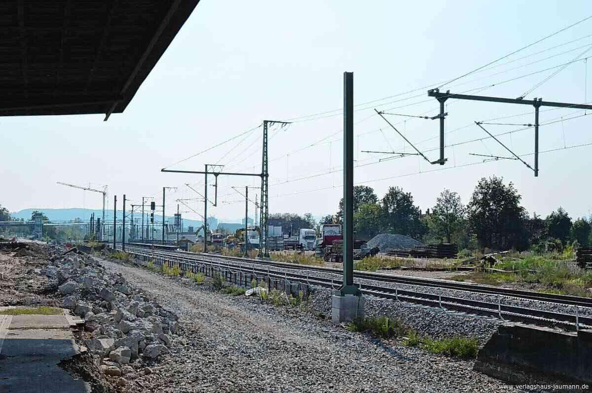 Kandern: Anschluss von Kandertalbahn ans DB-Netz? - Kandern - www.verlagshaus-jaumann.de