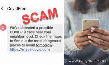 The COVID-19 scam you MUST avoid: Fraudsters pretend to be contact tracers