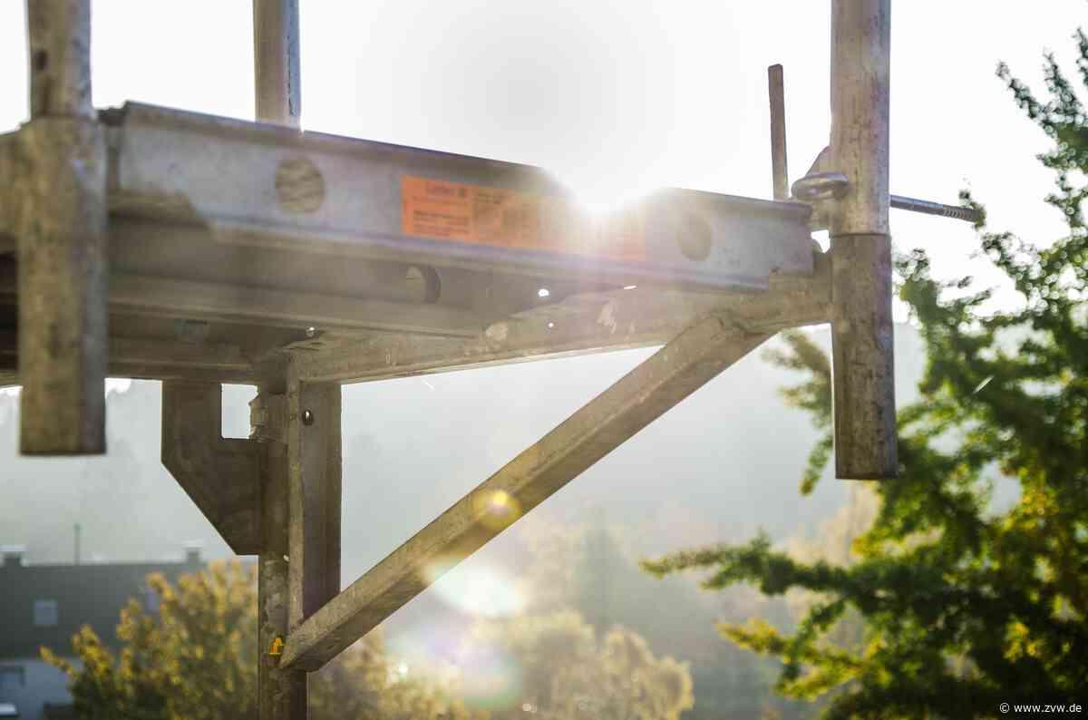 Weissach im Tal: Unbekannte stehlen mehrere Gerüst-Teile - Blaulicht - Zeitungsverlag Waiblingen