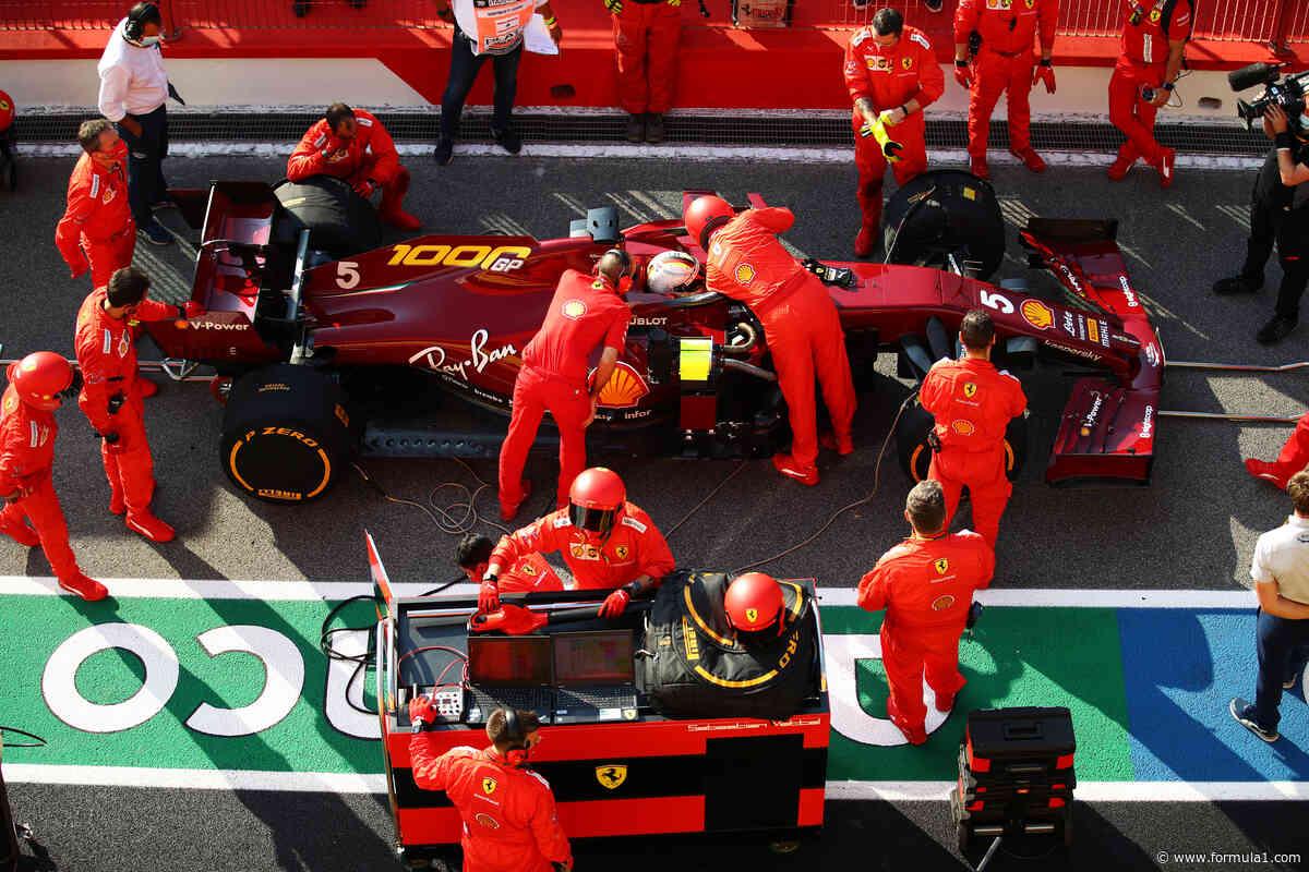 Ferrari eye 2021 with Sochi updates designed to 'correct weaknesses' on SF1000 - Formula 1 RSS UK