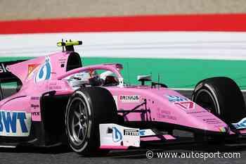 Alesi replaces Matsushita at MP, Hughes takes HWA F2 seat for Sochi - Autosport