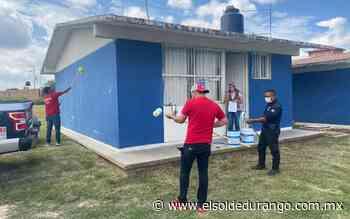 Realizan mantenimiento en escuelas de Panuco de Coronado - El Sol de Durango
