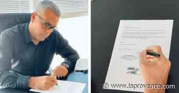Meyreuil : Softway Medical signe la charte e-santé - La Provence