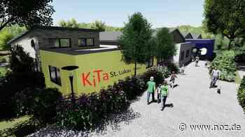Bau eines neuen Kindergartens in Werlte verzögert sich - noz.de - Neue Osnabrücker Zeitung