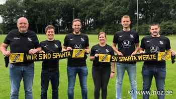 Sparta Werlte stellt inklusive Fußballmannschaft auf - noz.de - Neue Osnabrücker Zeitung