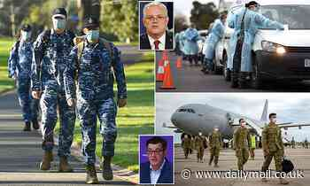 Daniel Andrews denies turning down ADF support despite bombshell letters