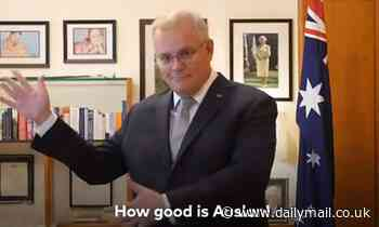 Scott Morrison's touching message to Australia's hearing impaired community sparks backlash