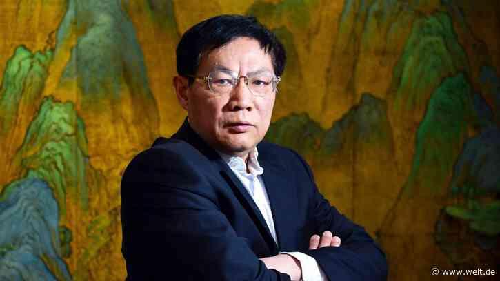 Ren Zhiqiang: Regierungskritiker muss in China für 18 Jahre in Haft - WELT