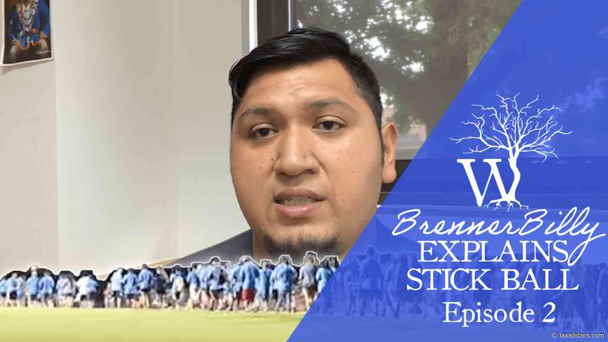 Players Per Side – Stick Ball Explained by Brenner Billy - Lacrosse All Stars