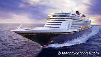Disney extends cruise suspension until December