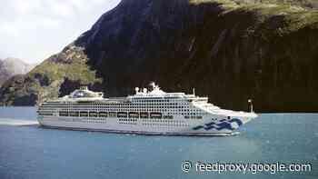 Sun Princess and Sea Princess leaving the Princess Cruises fleet