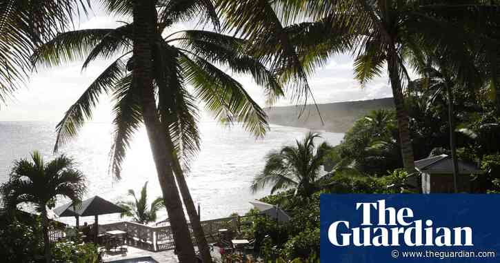 Island of Niue considers travelling forward in time to catch up with New Zealand