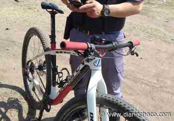 Sáenz Peña: cinco jóvenes a punta de tumberas asaltaron a un hombre para robarle su bicicleta - Diario Chaco