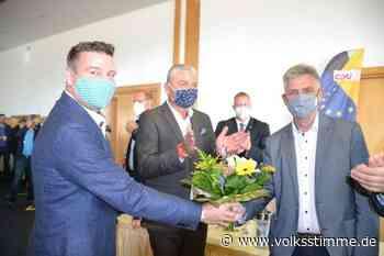 Oschersleben: Gerry Weber beerbt Manfred Behrens - Volksstimme
