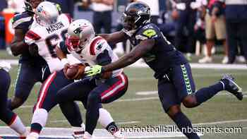 Jarran Reed, Benson Mayowa miss practice for Seahawks