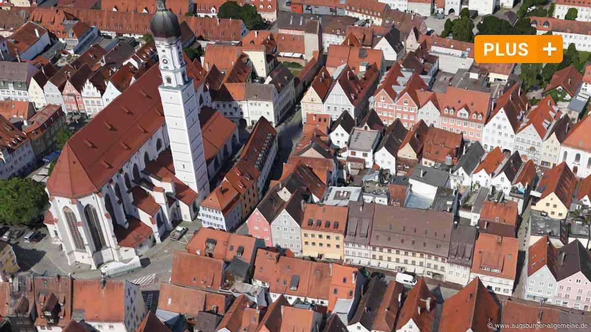 Landsberg von oben: Die Stadt in 3D – oder doch nicht?
