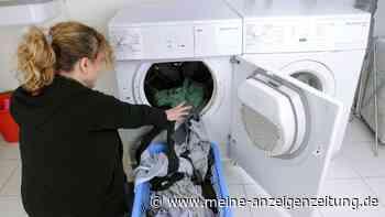Taschentuch in Waschmaschine mitgewaschen: Mit einfachen Trick werden Sie die lästigen Fussel wieder los