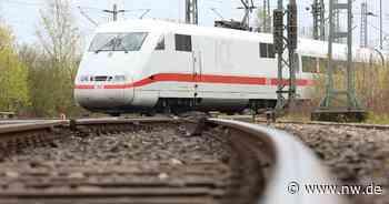 Bis in die Nacht: ICE fahren Herford, Bielefeld und Gütersloh nicht an - Neue Westfälische