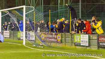Supporters can still attend football matches in Warrington - Warrington Guardian