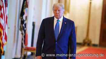 US-Wahl 2020: Friedliche Machtübergabe bei Niederlage? Trump äußert sich vielsagend - Biden reagiert