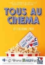 Tous au cinéma mercredi 7 octobre 2020 - unidivers.fr
