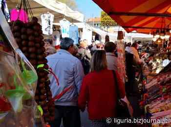Chiavari, il 27 settembre si recupera la fiera: oltre 300 i banchi attesi - Bizjournal.it - Liguria