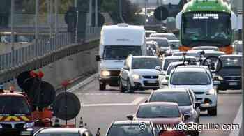 Doppio incidente a Chiavari, traffico in tilt - La Voce del Tigullio