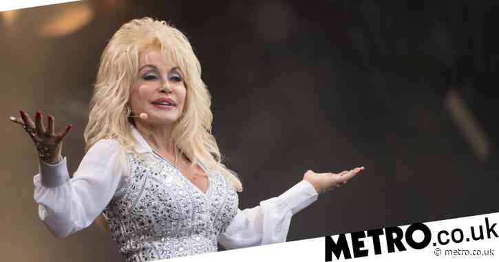 Dolly Parton sets record straight on tattoo rumours and insists all her ink is 'tasteful'