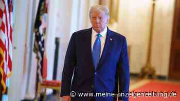 US-Wahl 2020: Friedliche Machtübergabe bei Niederlage? Trump äußert sich vielsagend - Biden reagiert fassungslos