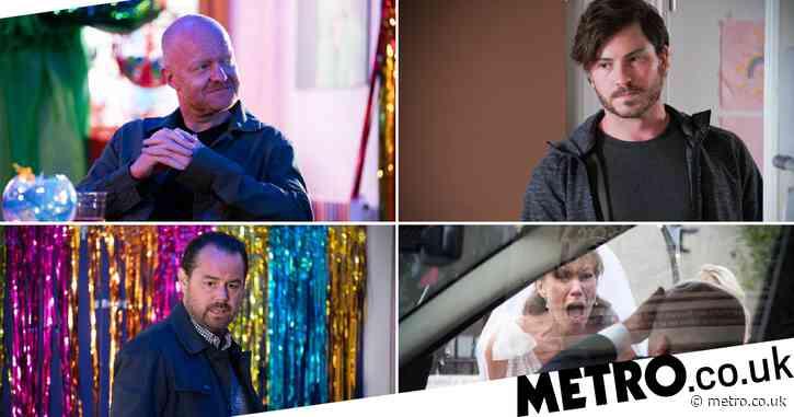 EastEnders spoilers: Gray's cruel new move, Max's revenge and Mick's stalker
