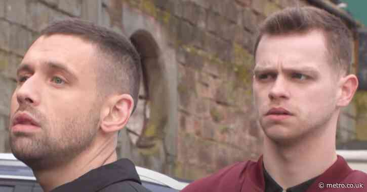 Hollyoaks spoilers: Jordan Price faces Victor Brothers' wrath