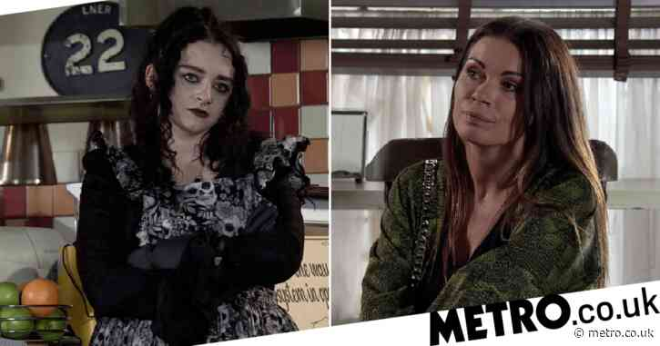 Coronation Street spoilers: Nina Lucas crosses Carla Connor after forming a plan