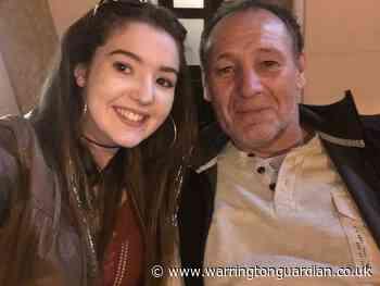 Mark Bradbury's daughter Hannah pays tribute to her dad