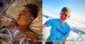 Brave teen takes on Snowdon just six weeks after open heart surgery