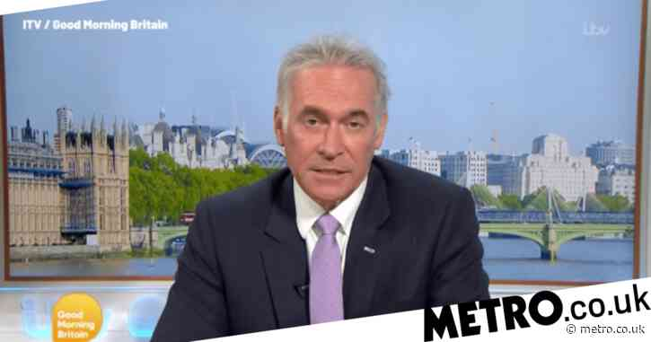 Dr Hilary Jones says 'it makes sense' to keep university students in isolation on campus over Christmas