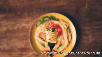 Pasta-Liebhaber: Nudeln essen trotz Diät - Helfen kann ein simpler Trick