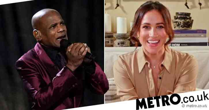 Meghan Markle makes shock appearance on America's Got Talent to support falsely imprisoned finalist