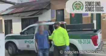 El prontuario criminal de 'Juanito', señalado de descuartizar a 4 hombres en Cundinamarca - Noticias Caracol