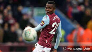 Samatta: Aston Villa striker arrives in Istanbul to complete Fenerbahce loan move