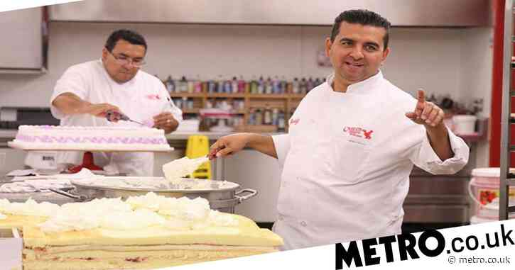 Cake Boss star Buddy Valastro impales his hand in horrific bowling accident