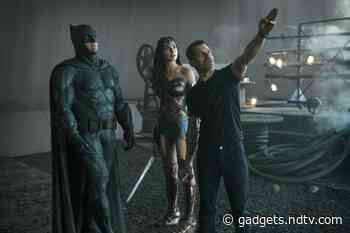 Zack Snyder's Justice League Reshoots Set for October: Report