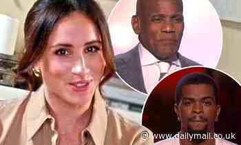 Meghan Markle sends a heartfelt message to Archie Williams during the America's Got Talent finale