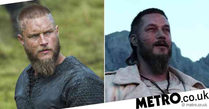 Travis Fimmel says latest project Raised By Wolves is basically Vikings 'with different backdrop'