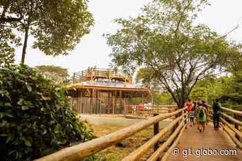 Parques reabrem em Salto nesta terça-feira - G1