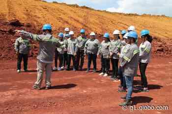 Empregos formais têm salto de 3.000% em Juruti com operação de mina da Alcoa - G1